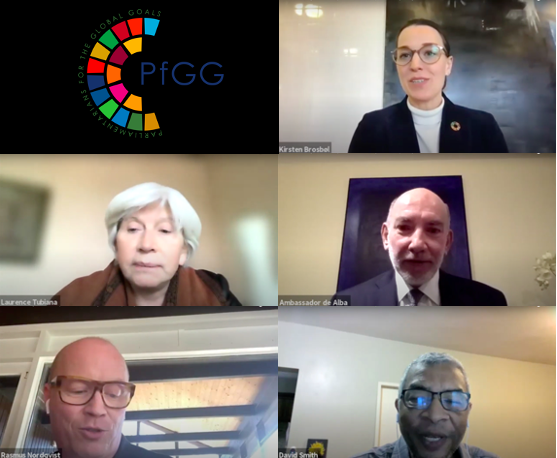 Climate Leadership Webinar: take-away points